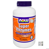 Super Enzymes 180 tabletek